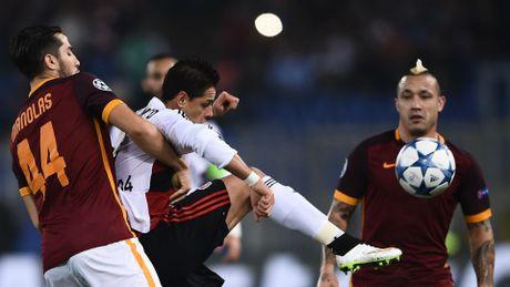 Chelsea 'danh ca cum' AS Roma - Anh 1