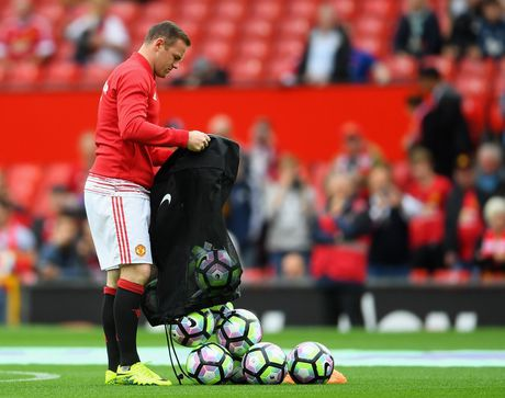 5 li do Wayne Rooney se phu hop voi MLS - Anh 1