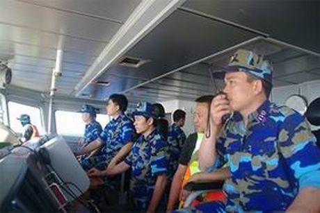 Du thao Luat Canh sat bien Viet Nam - Anh 1