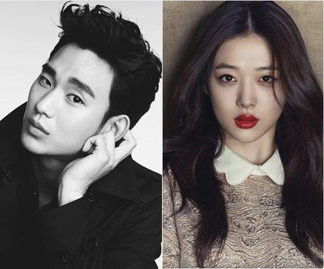 Tiet lo ve canh nong giua Kim Soo Hyun va Sulli - Anh 2