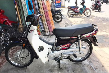 Can canh Honda Dream Viet 'trum men' 16 nam cuc hiem - Anh 1
