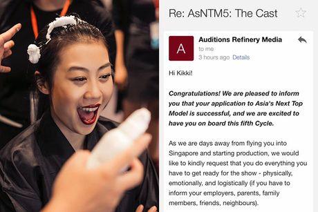 Chan dung mau Viet thi Asia's Next Top Model sau Mai Ngo - Anh 1