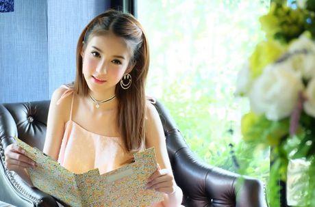 Ngam nguoi mau chuyen gioi Thai Lan xinh nhu thien than - Anh 11