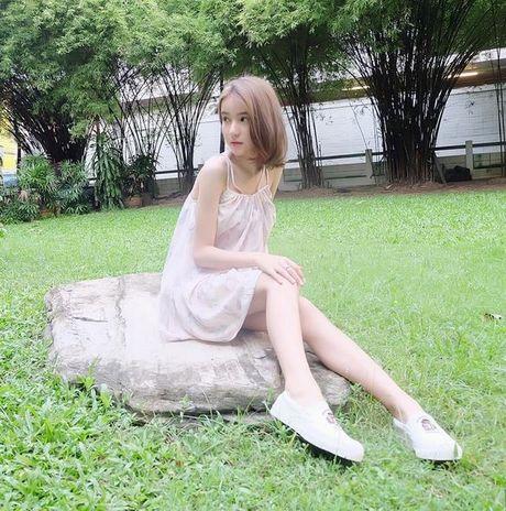 Ngam nguoi mau chuyen gioi Thai Lan xinh nhu thien than - Anh 4