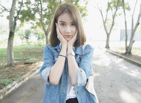 Ngam nguoi mau chuyen gioi Thai Lan xinh nhu thien than - Anh 6