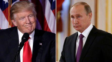 TT Putin dien dam voi Tong thong dac cu Donald Trump - Anh 1