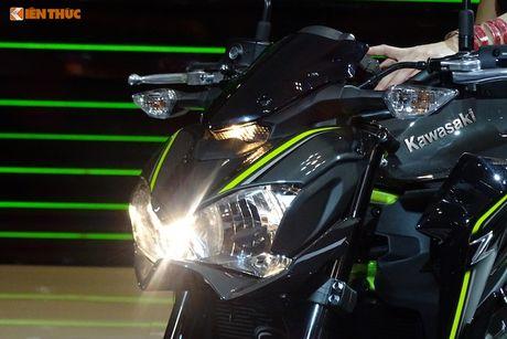Kawasaki 'khai tu' Z800, thay the bang Z900 - Anh 2