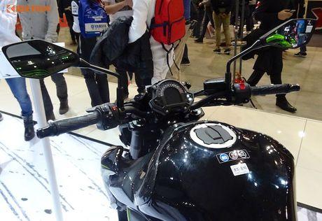 Kawasaki 'khai tu' Z800, thay the bang Z900 - Anh 4