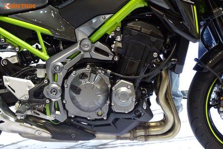 Kawasaki 'khai tu' Z800, thay the bang Z900 - Anh 6