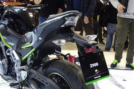 Kawasaki 'khai tu' Z800, thay the bang Z900 - Anh 8