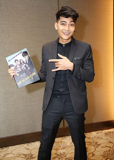U60 Diem My quy phai trong showcase phim 'Ve si Sai Gon' - Anh 11