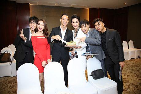 U60 Diem My quy phai trong showcase phim 'Ve si Sai Gon' - Anh 13