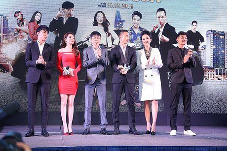 U60 Diem My quy phai trong showcase phim 'Ve si Sai Gon' - Anh 1