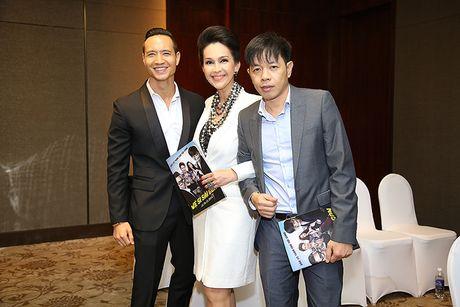 U60 Diem My quy phai trong showcase phim 'Ve si Sai Gon' - Anh 9
