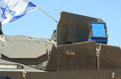 Trophy APS se giup xe tang Israel 'vo doi' tren chien truong? - Anh 3