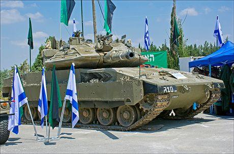Trophy APS se giup xe tang Israel 'vo doi' tren chien truong? - Anh 4