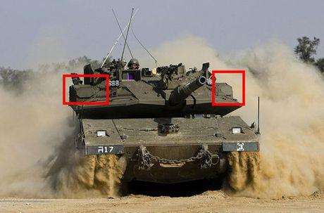 Trophy APS se giup xe tang Israel 'vo doi' tren chien truong? - Anh 5