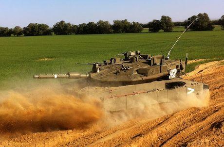 Trophy APS se giup xe tang Israel 'vo doi' tren chien truong? - Anh 8