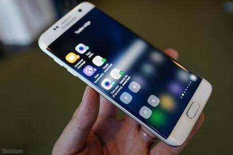 Samsung se tich hop cong nghe cam ung moi tren Galaxy S8 - Anh 1