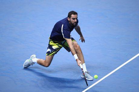 Murray va Nishikori cung thang trong tran ra quan ATP World Tour Finals 2016 - Anh 2