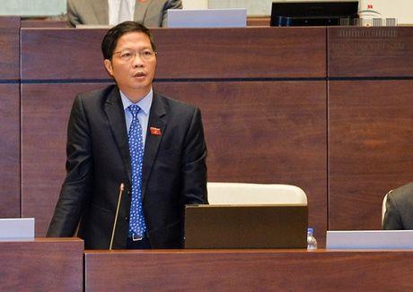 Bo truong Cong thuong tra loi hang loat van de nong - Anh 1