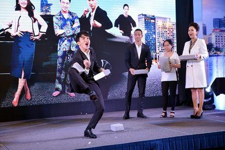 "Thai Hoa - Kim Ly: Cap doi ""ky la"" cua showbiz Viet - Anh 3"