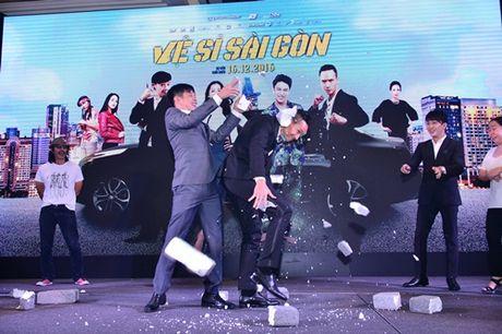 "Thai Hoa - Kim Ly: Cap doi ""ky la"" cua showbiz Viet - Anh 5"