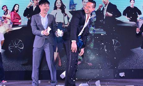 "Thai Hoa - Kim Ly: Cap doi ""ky la"" cua showbiz Viet - Anh 6"
