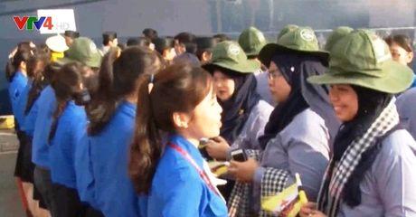 329 dai bieu 10 nuoc Dong Nam A giao luu tai Viet Nam - Anh 1