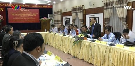Xay dung tuyen bien gioi Viet Nam - Lao phat trien toan dien - Anh 1