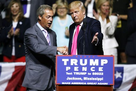 Thu linh Brexit: Dung danh gia thap ong Trump - Anh 1