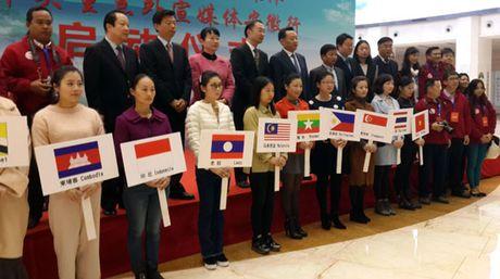 Khao sat su ket noi giua tinh An Huy va cac nuoc ASEAN - Anh 1