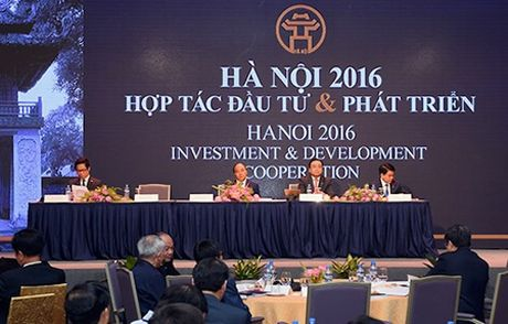 Ha Noi thu hut hon 2,8 ty USD von dau tu nuoc ngoai - Anh 1