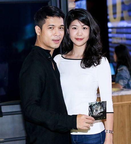 Duong tinh tuong em dep cua Truong The Vinh va ban gai co truong - Anh 2