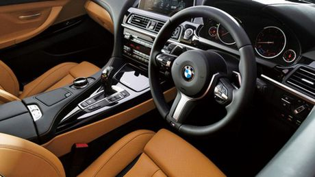 BMW 640i Gran Coupe Celebration gioi han so luong tai Nhat Ban - Anh 4