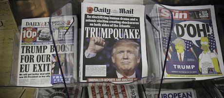 Chuyen gia: Trump thang cu, Nga cung bat ngo - Anh 1