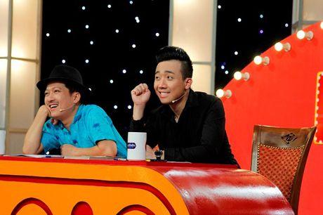 Thach Thuc Danh Hai: Tran Thanh choc que Truong Giang an mac que mua - Anh 1
