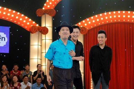 Thach Thuc Danh Hai: Tran Thanh choc que Truong Giang an mac que mua - Anh 2