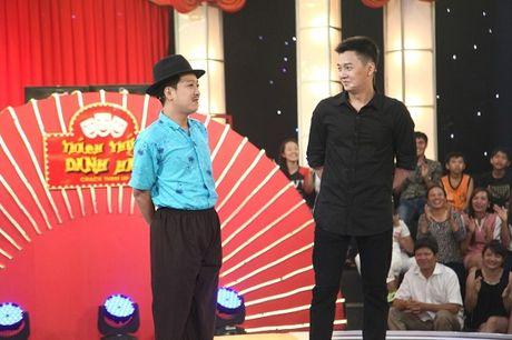 Thach Thuc Danh Hai: Tran Thanh choc que Truong Giang an mac que mua - Anh 3
