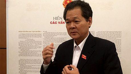Bo truong Cong Thuong tra loi chat van nhieu noi dung con chua di thang vao van de - Anh 2