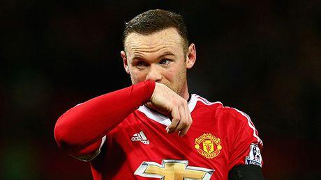 MU tiep tuc chiu ton that khi Rooney bi chan thuong - Anh 1