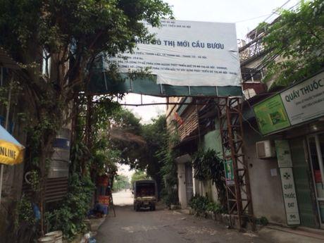Ha Noi: Biet thu bo hoang mat gia, ban thao duoi 40 trieu dong/m2 - Anh 1