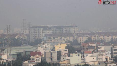 TP Ho Chi Minh mu suong den tan trua - Anh 7