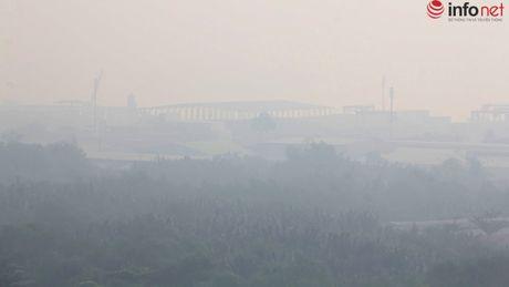 TP Ho Chi Minh mu suong den tan trua - Anh 9