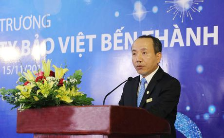 Bao hiem Bao Viet day manh 'Nam tien', khai truong Cong ty Bao Viet Ben Thanh - Anh 2
