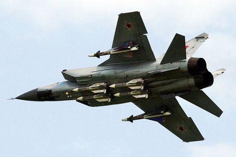 Nga thay may bay A-50 bang MiG-31 tang cuong hoat dong chong khung bo o Syria - Anh 2