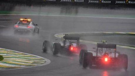 F1, Brazilian GP: Hiep 1 cua tran chung ket - Anh 1
