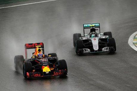 F1, Brazilian GP: Hiep 1 cua tran chung ket - Anh 3