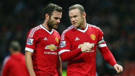 """Mourinho tinh """"tram"""" 11 ngoi sao: Co Rooney, Mata, Carrick - Anh 2"""