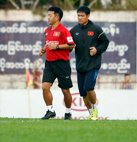 DT Viet Nam tap tren san day chim hot veo von o Myanmar - Anh 5